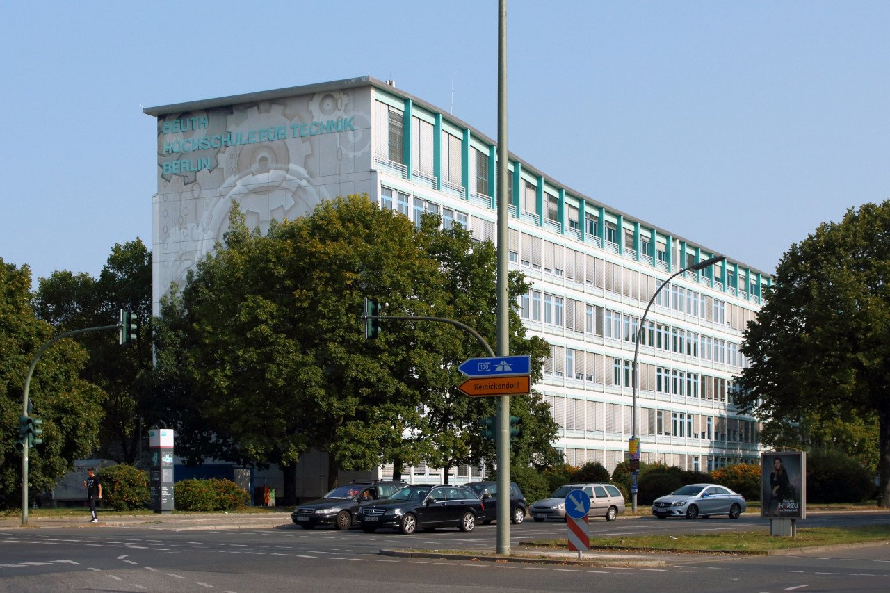 Beuth Hochschule Berlin Building