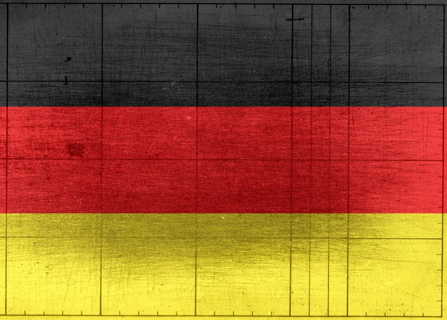 colors of the german flag