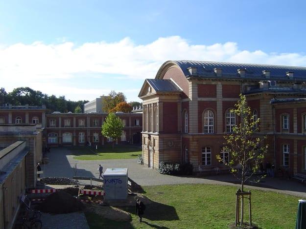 Potsdam University Campus