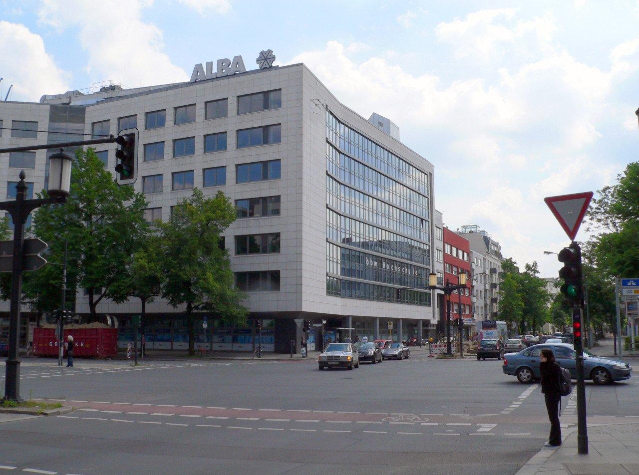 bbw Hochschule Berlin building