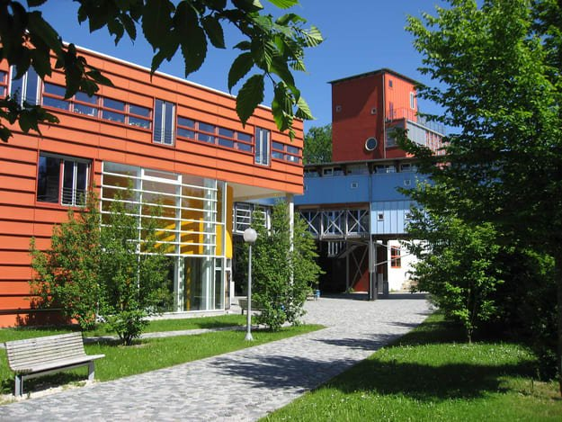 Ulm University campus