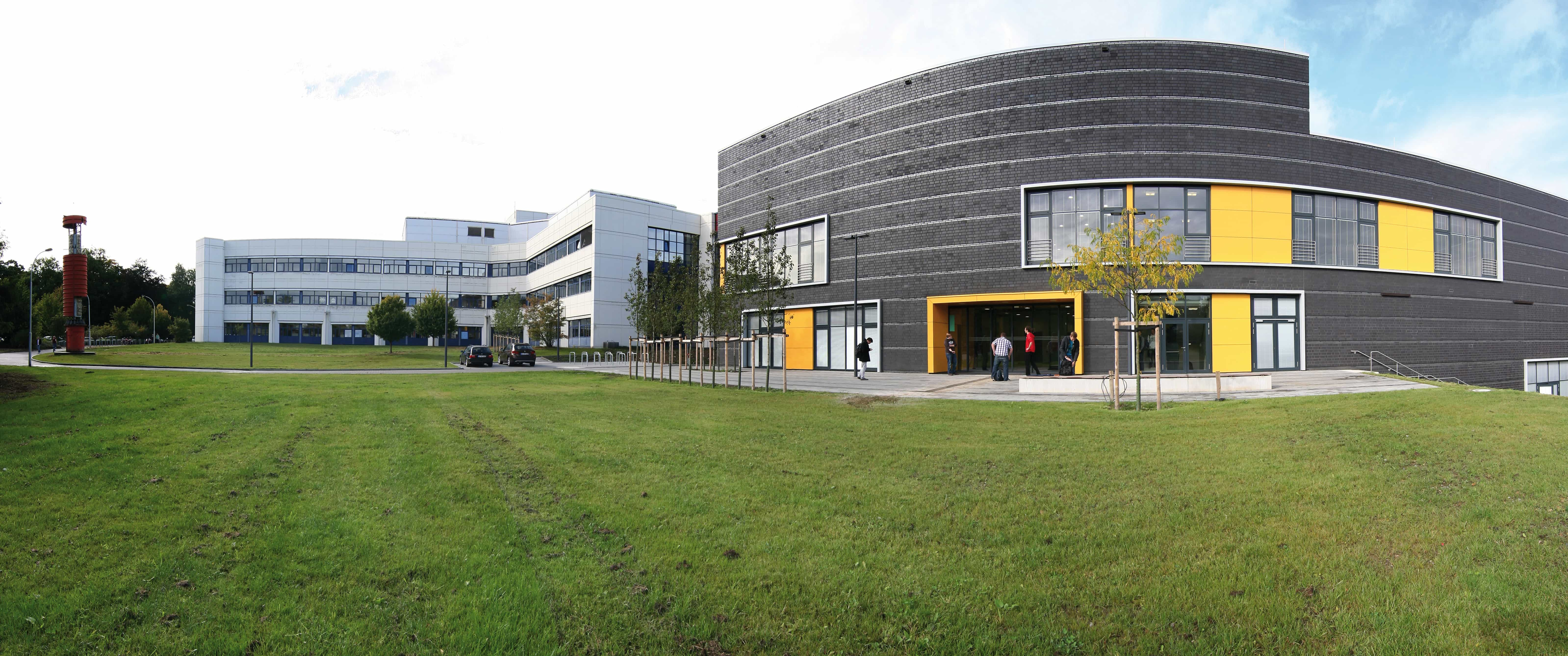Building of the FH Aachen in the Eupener Strasse