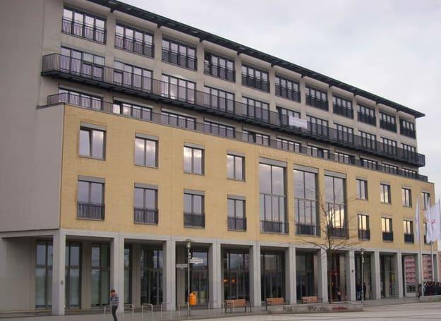 Alice Salomon Hochschule Berlin Building