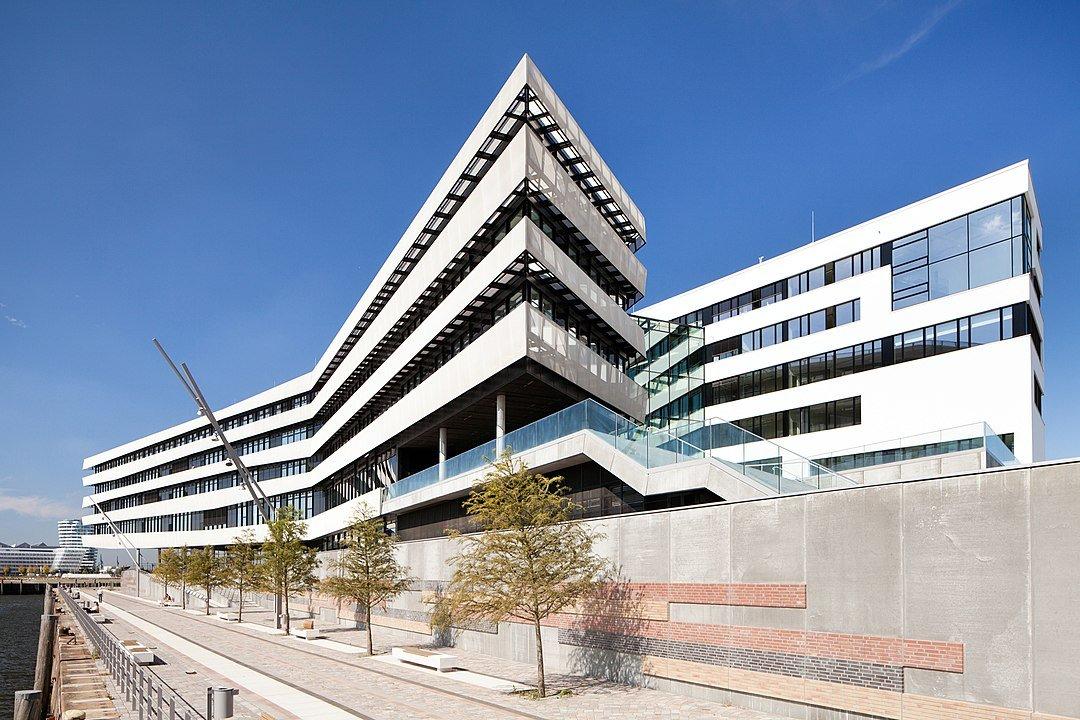 HafenCity University Hamburg - main building