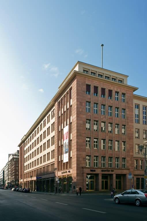 Hertie School Berlin Building