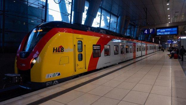 public transportation in Germany
