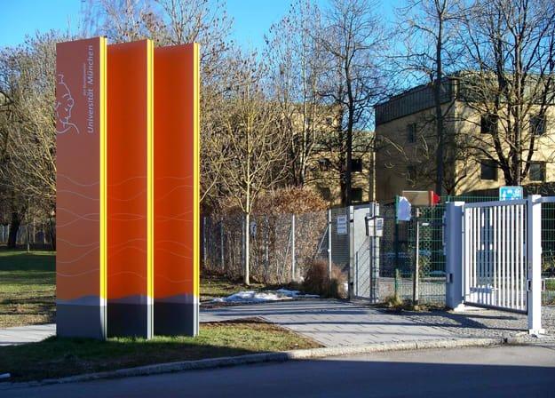 Bundeswehr Universität München campus