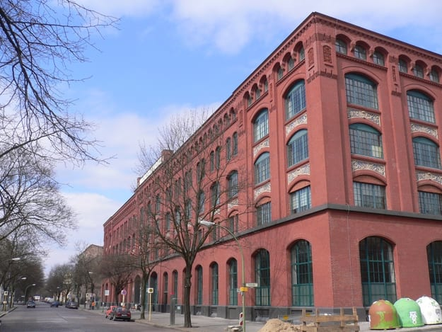 HMWK Berlin - Hochschule für Medien, Kommunikation und Wirtschaft Building